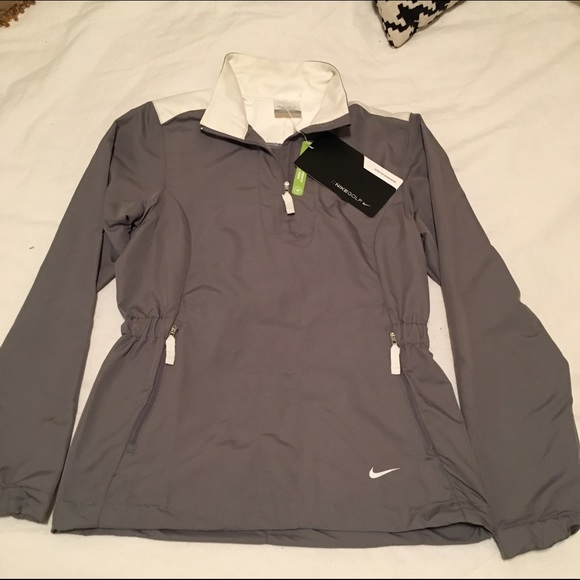 35% off Nike Jackets & Blazers - Nike Golf Women's Waterproof ...