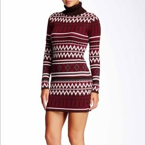 NEW Romeo + Juliet Sweater Dress