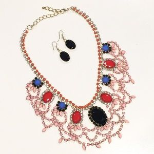 NEW Multi Color Necklace