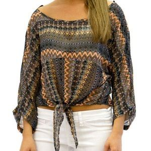 Lucy Love Tops - Lucy Love Swoon Top