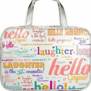 { BOGO 50% } Benefit Cosmetics Toiletry Bag