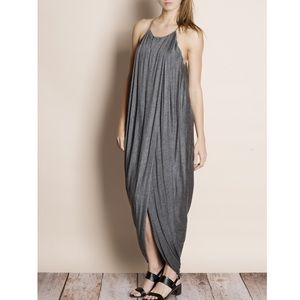 "Bare Anthology Dresses & Skirts - ""At Last"" Draped Front Maxi Dress"