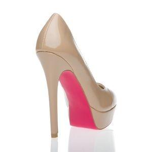 Shoe Dazzle Shoes - 🌟 Shoe Dazzle Patent Chanelle Pumps