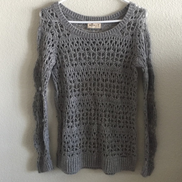 60% off Hollist... Hollister Sweaters For Girls Grey
