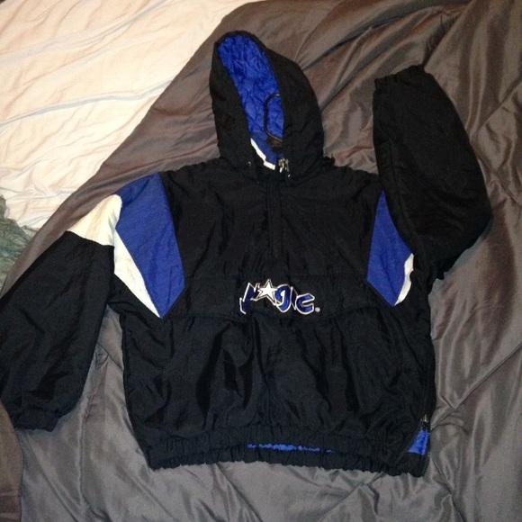 Vintage 90s ORLANDO MAGIC starter sweatshirt ysEB9