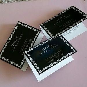 Marc Jacobs Daisy 3 Sample Perfume
