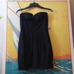 Forever 21 strapless tulip dress