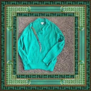Sweaters - Green Kim Rogers sweater