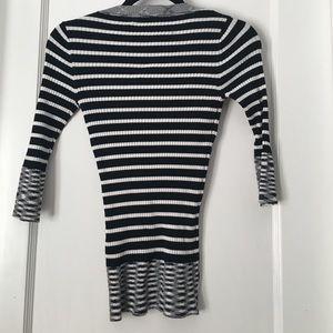 Cache Tops - Cache 3/4 length shirt