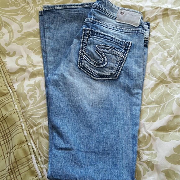95% off Silver Jeans Denim - ☆CLEARANCE ☆Silver classic stretch