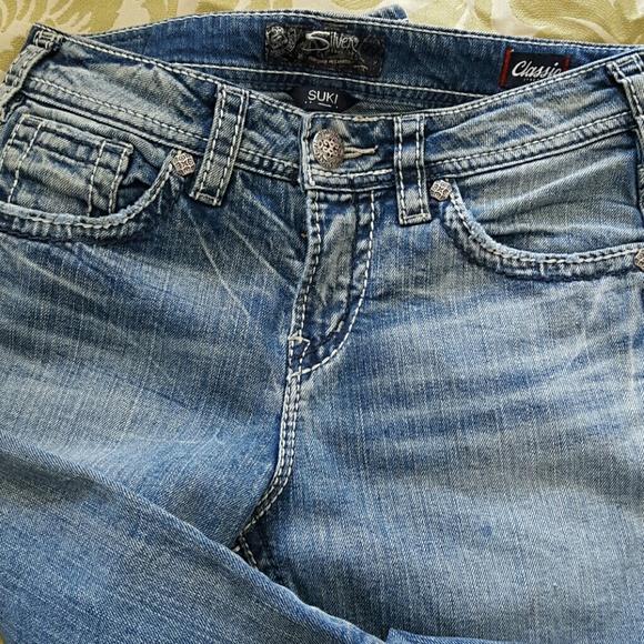 95% off Silver Jeans Denim - ☆CLEARANCE ☆Silver classic stretch ...