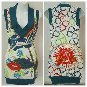 "Tops - 🌹Host Pick🌹""Love to give to others""Top/dress NWT"