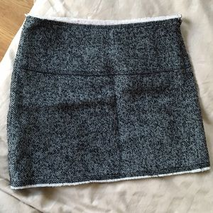 J. Crew Dresses & Skirts - J.Crew herringbone tweed miniskirt