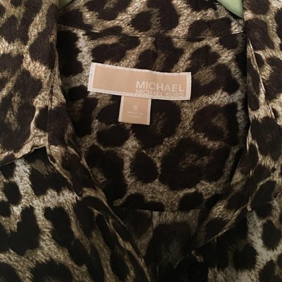 Michael Kors Laukku Rikki : Michael kors lower price leopard button