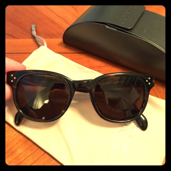 afe5a4f189 Oliver Peoples Coco Afton Sun Wayfarers. M 56b287116a58303a0d000b9e