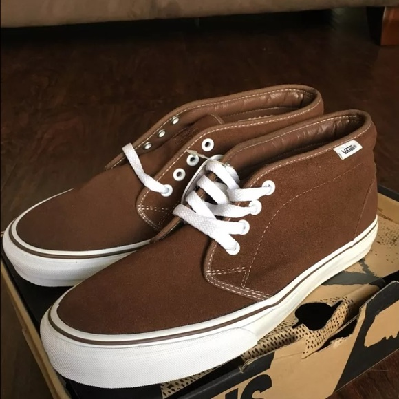 5065fc0d48f139 24 HOUR SALE🎉RAY BARBEE CHUKKA BOOT VAN. M 56b28cb25a49d04433001386. Other  Shoes you may like. Vans