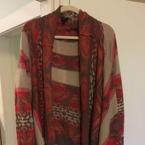 H&M Aztec Sweater