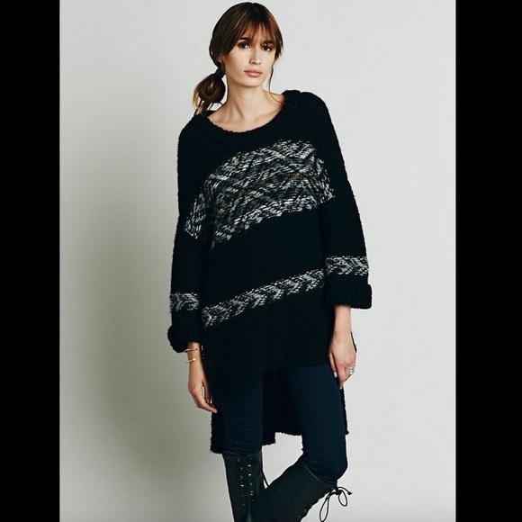 79% off Free People Sweaters - Free People Alpaca Fairisle Sweater ...