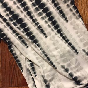 10ce2db889d2b LuLaRoe Pants | Tie Dye Black White Unicorn Leggings Os | Poshmark