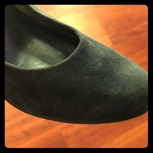 Banana Republic Shoes - Banana Republic blue suede