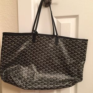 Handbags - Goyard black tote