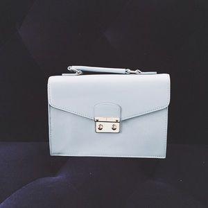 Asos blue bag