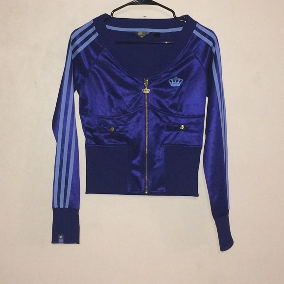 Adidas Missy Elliott Respect Me Small Trackjacket