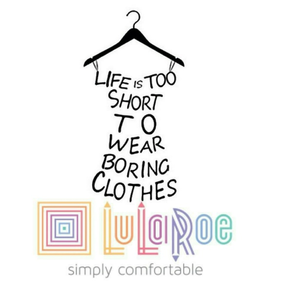 Love Quotes About Life: LulaRoe From Candace's Closet On Poshmark