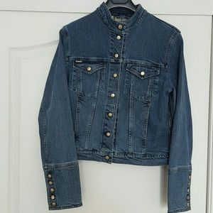 Burberry Jean Jacket