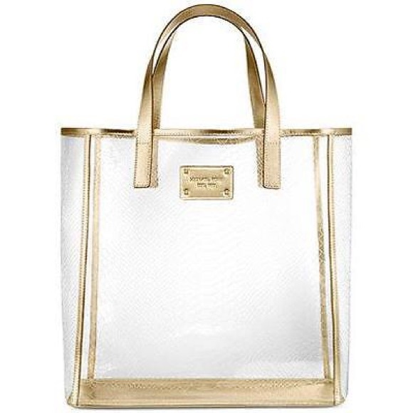 e78c58923f1983 Michael Kors New Clear Tote Bag. M_56b2d5489c6fcfab2900aad4