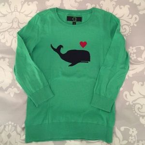 C.Wonder Whale of a Tale sweater