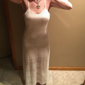 Dresses & Skirts - Cream lace dress