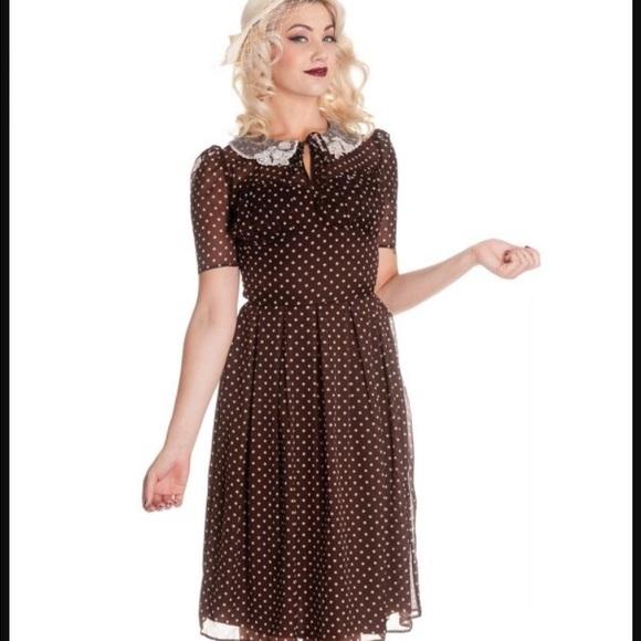a156e98d8d0b2 Hell Bunny Dresses | Cynthia Dress | Poshmark