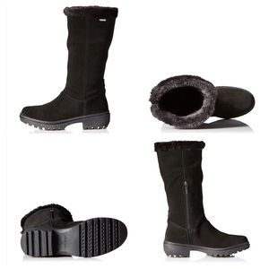 GEOX Shoes - GEOX waterproof suede boot