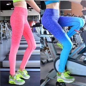 Pants - Colorful Athletes Leggings