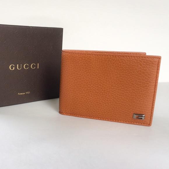 cf037e5c1f63 Gucci Bags | Bifold Leather Wallet | Poshmark