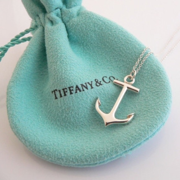 Tiffany Amp Co Jewelry Tiffany Co Sterling Silver Anchor