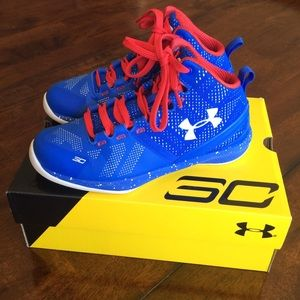 Under Armour Basket Scarpe Ragazzi Curry HYpl4UI