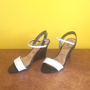 Shoes - CATO sandal wedge . Size 8