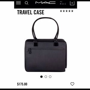 MAC Cosmetics Travel Case make up bag