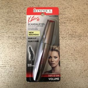Other - Rimmel London Kate Moss Mascara. Brand new.