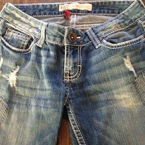 BKE jeans size 25
