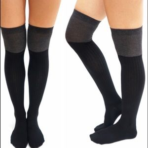Accessories - NEW Over the Knee Socks