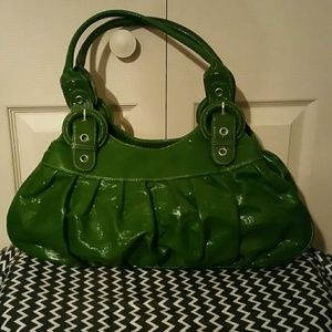 Style & Co. Green Purse