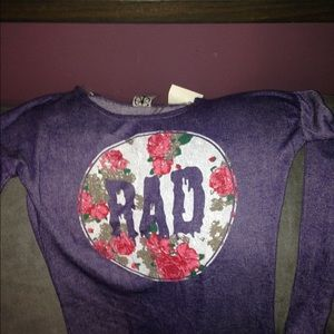 """""""Rad"""" shirt"""
