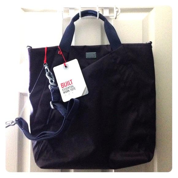 Built NY Handbags - Built essential work tote 59b4547f91edb