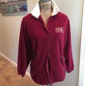 SF sweater