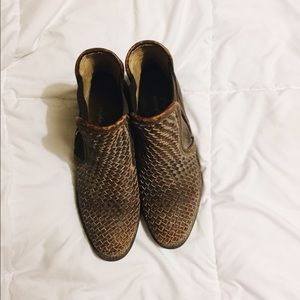 free people woven boots