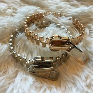 Zipper Bangle Bundle