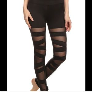 Electric Yoga Pants - 🎉HOST PICK🎉 Electric Yoga Ballerina Lace Ups